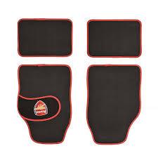 Arsenal 4 Piece Car Mat Set
