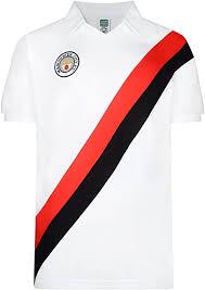 Manchester City 1976 Away Shirt