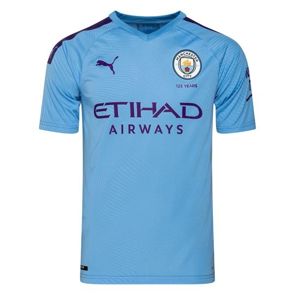 Manchester City 2019-20 Home Shirt