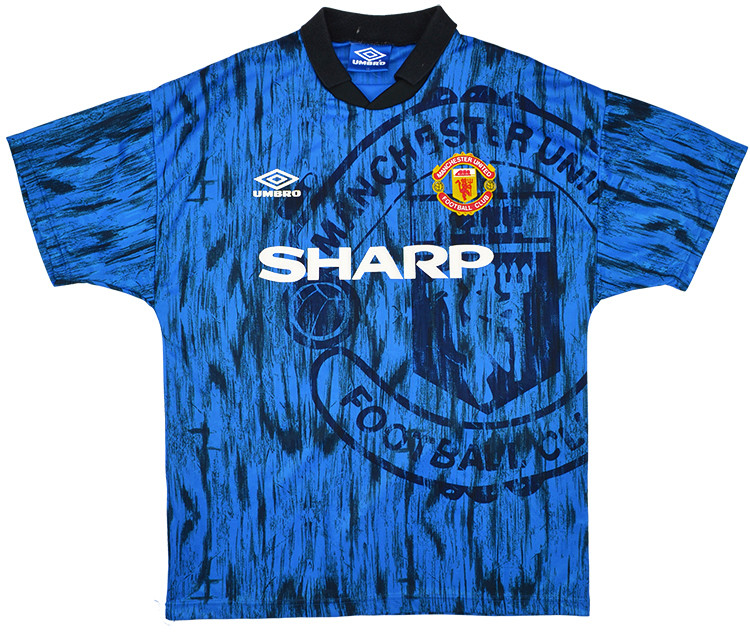 Manchester United 1992-93 Away Shirt