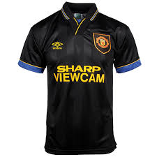 Manchester United 1994 Away Shirt