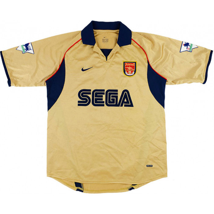 Arsenal 2001-02 Away Shirt