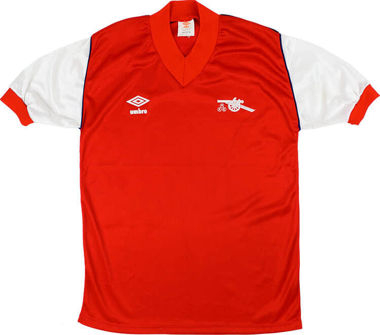 Arsenal 1982 Home Shirt
