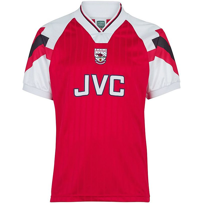 Arsenal 1992-94 Home Shirt