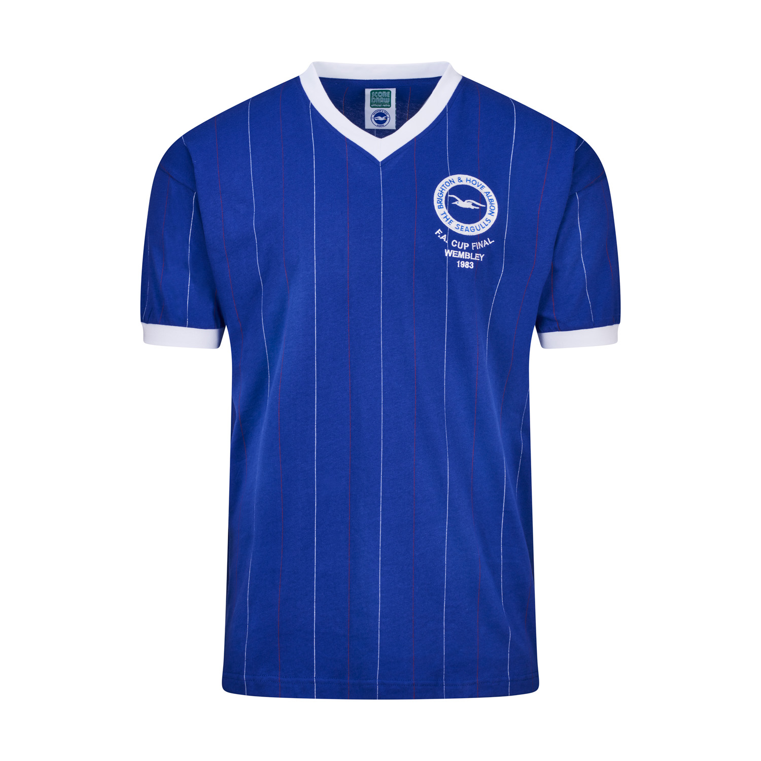 Brighton and Hove Albion FA Cup Final 1983 Kit