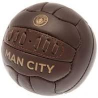 MCFC heritage ball