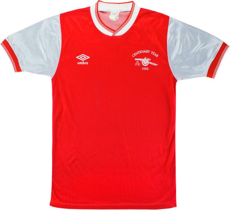 Arsenal 1985-86 Home Shirt