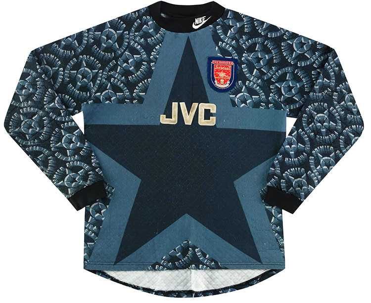 Arsenal 1994-95 Goalkeeper Shirt