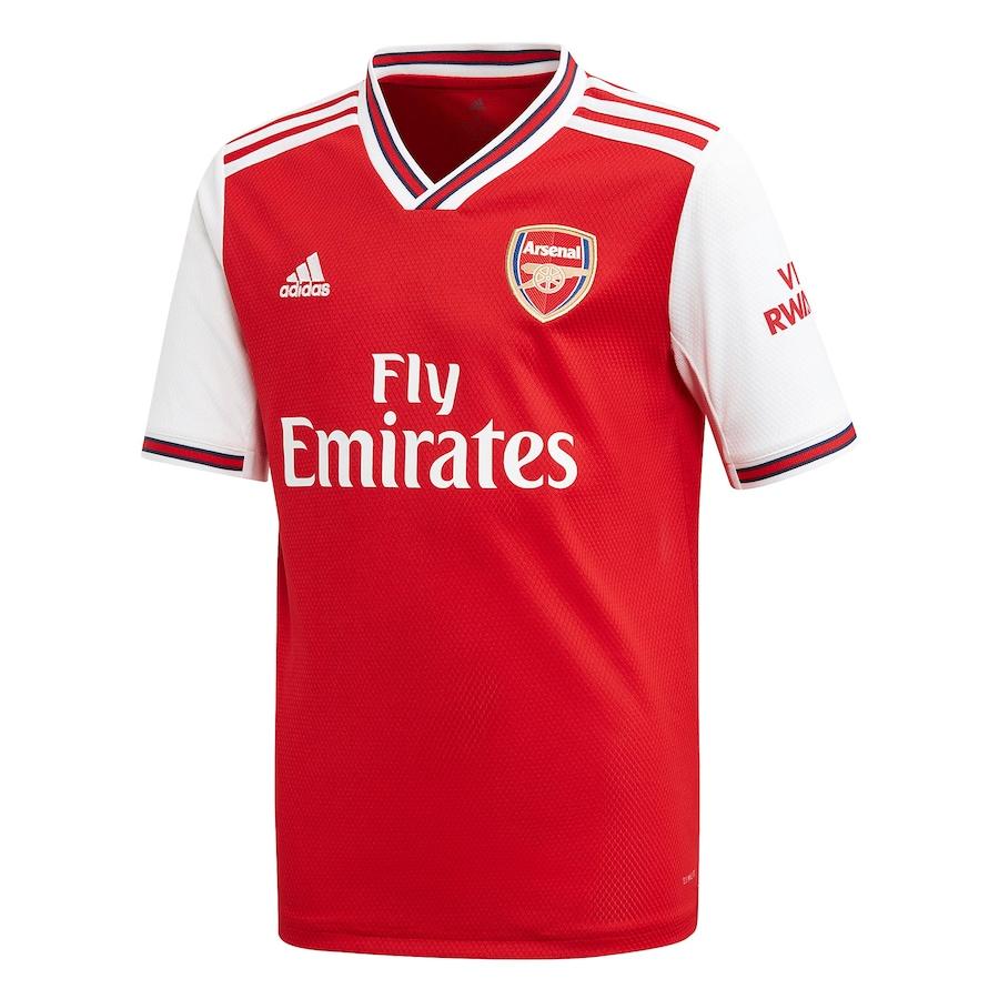 Arsenal 2019-20 Home Shirt