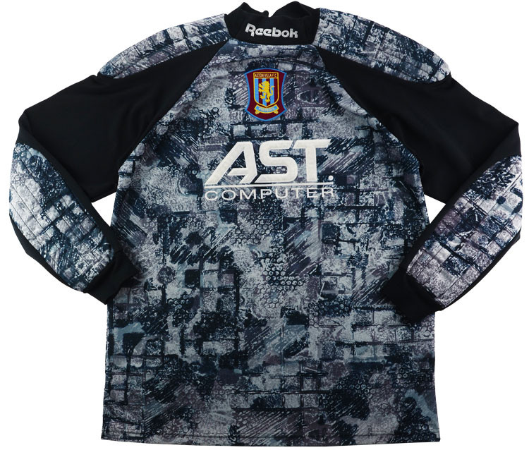 Aston Villa 1995-96 Goalkeeper Shirt