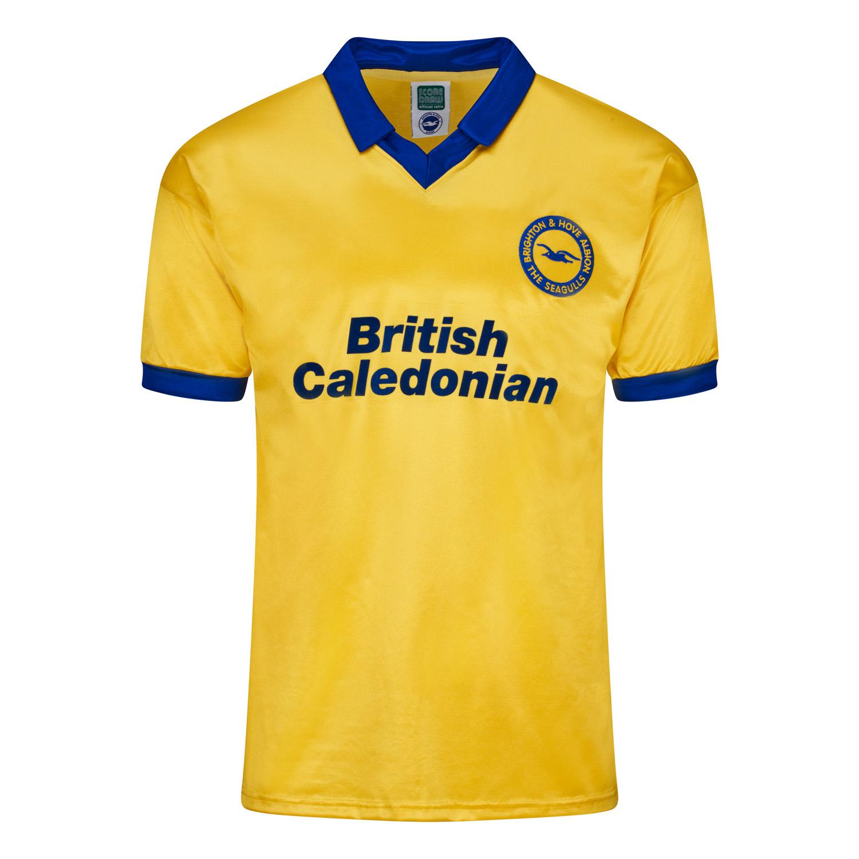 Brighton & Hove Albion 1980 Away Shirt