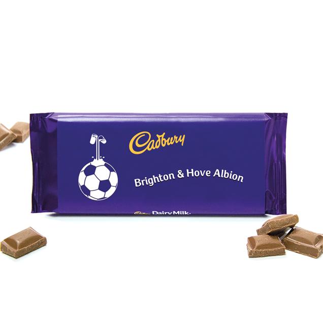 Brighton Cadburys Chocolate Bar
