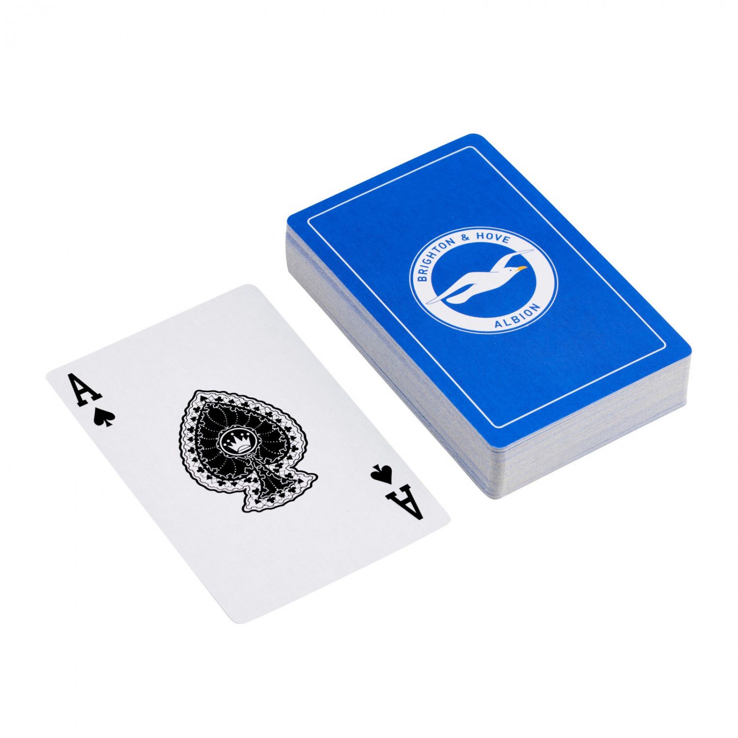 Brighton and Hove Albion Playing Cards