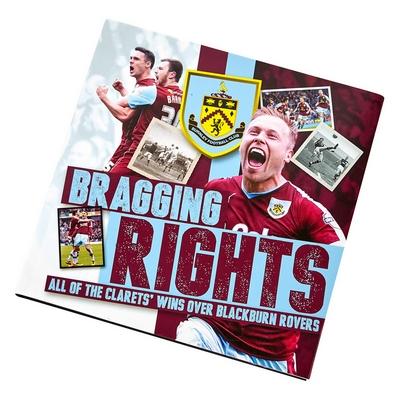 Burnley Bragging Rights Book