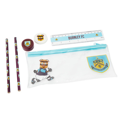 Burnley Clear Stationery Set
