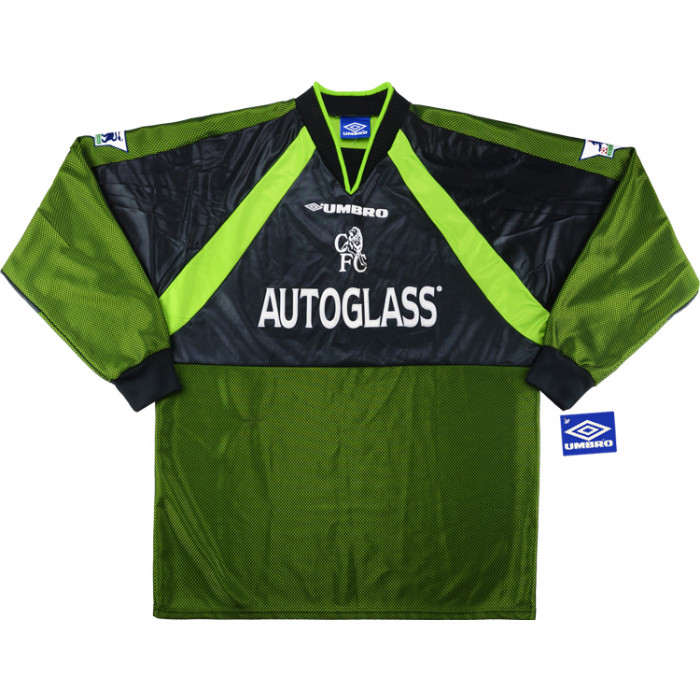 Chelsea 1999-01 Goalkeeper Shirt
