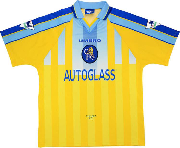 Chelsea 1997-98 Away Shirt