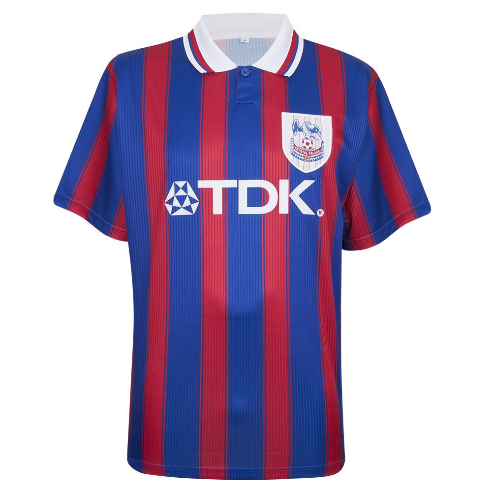 Crystal Palace 1997 Home Shirt