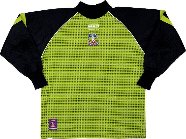 Crystal Palace 1999-00 Goalkeeper Shirt