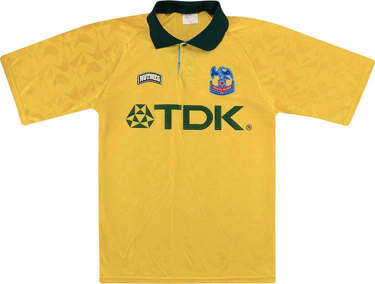 Crystal Palace 1994-96 Away Shirt