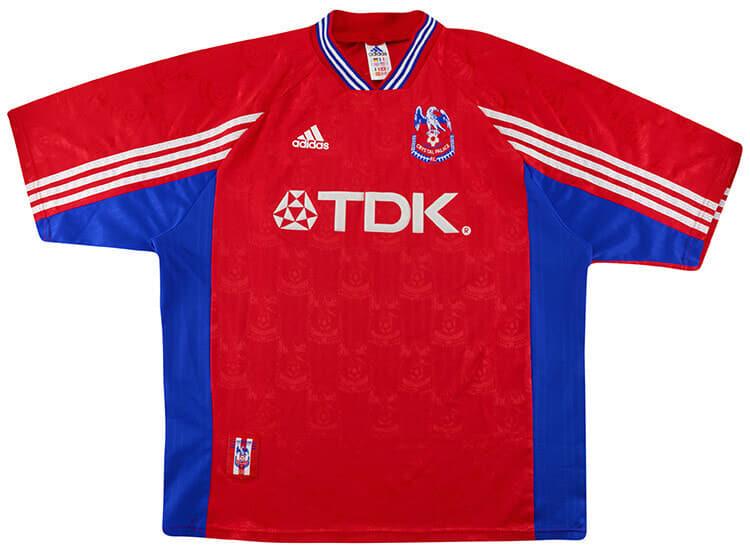 Crystal Palace 1998-99 Home Shirt