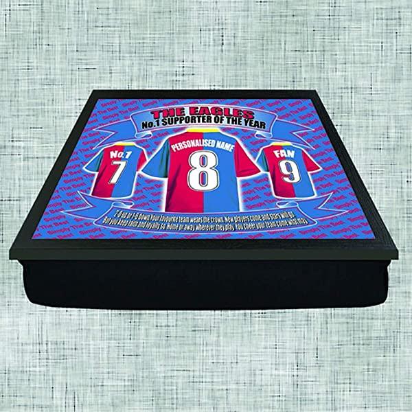Crystal Palace - Personalised Lap Tray