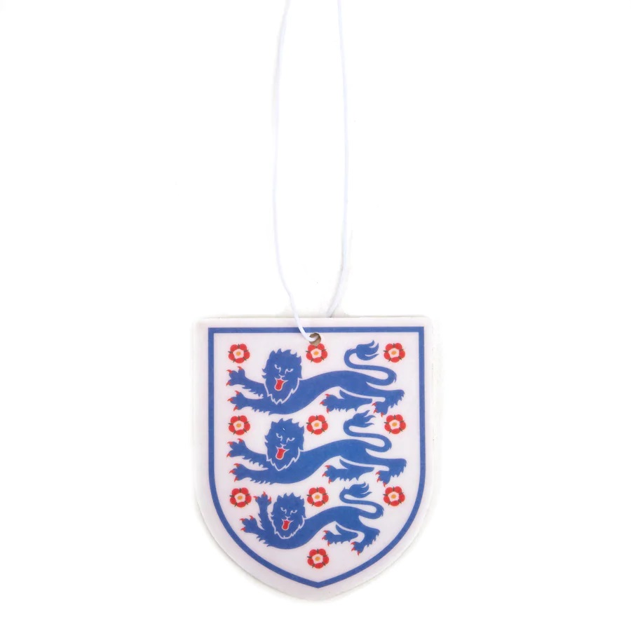 England Crest Car Air Freshener