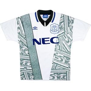Everton 1995 Away Shirt