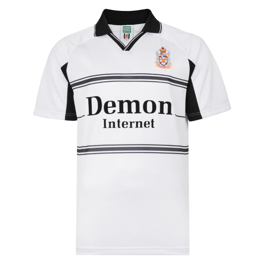 Fulham 2001 Home Shirt