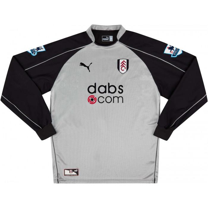 Fulham 2003-05 Goalkeeper Shirt