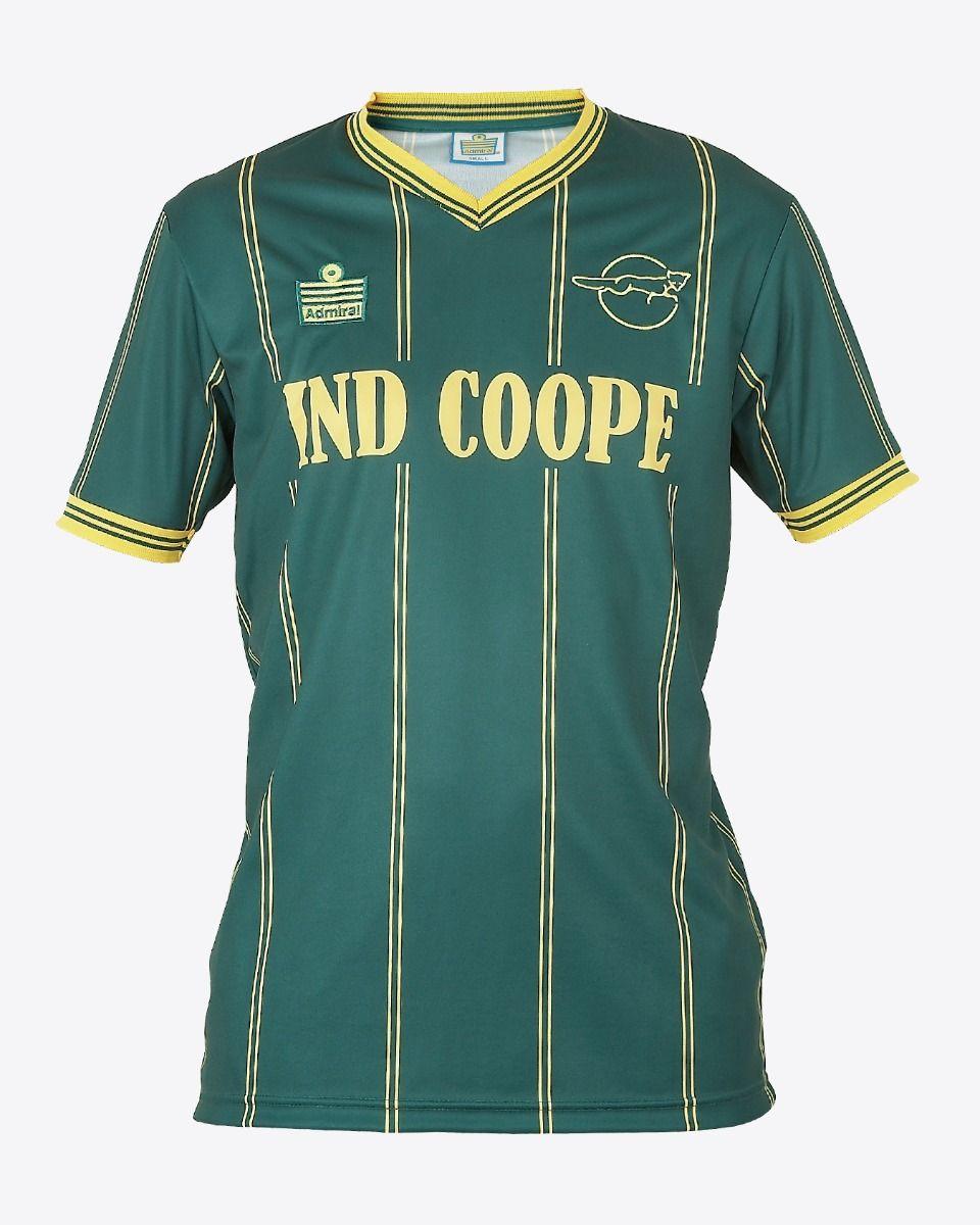 Leicester City 1983-85 Away Shirt