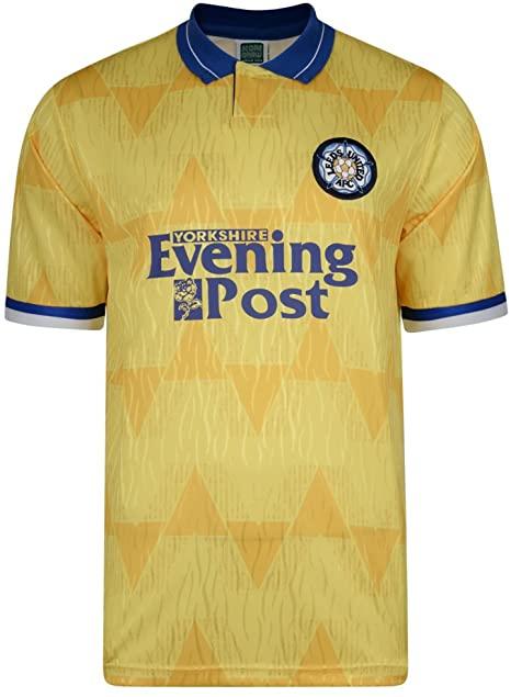 Leeds United 1991-92 Away Shirt