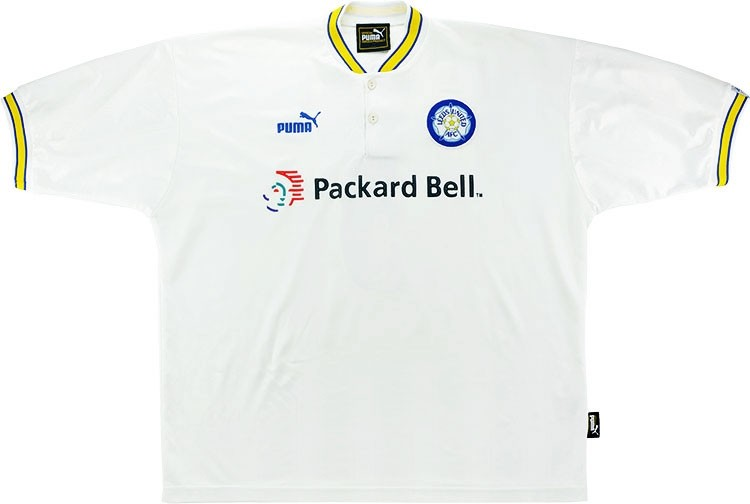 Leeds United 1996-98 Home Shirt