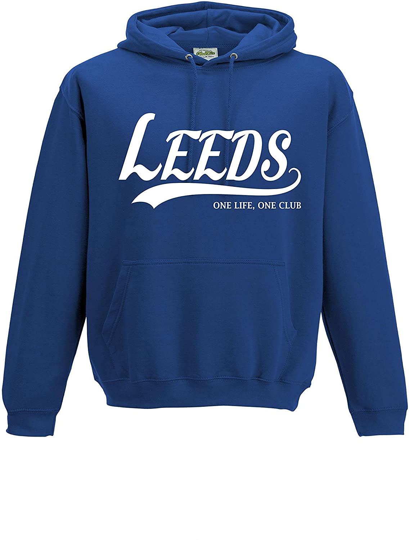 Leeds United One Life, One Club Hoodie