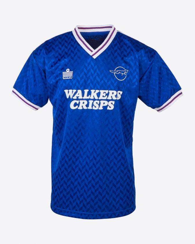 Leicester City 1987 Home Shirt
