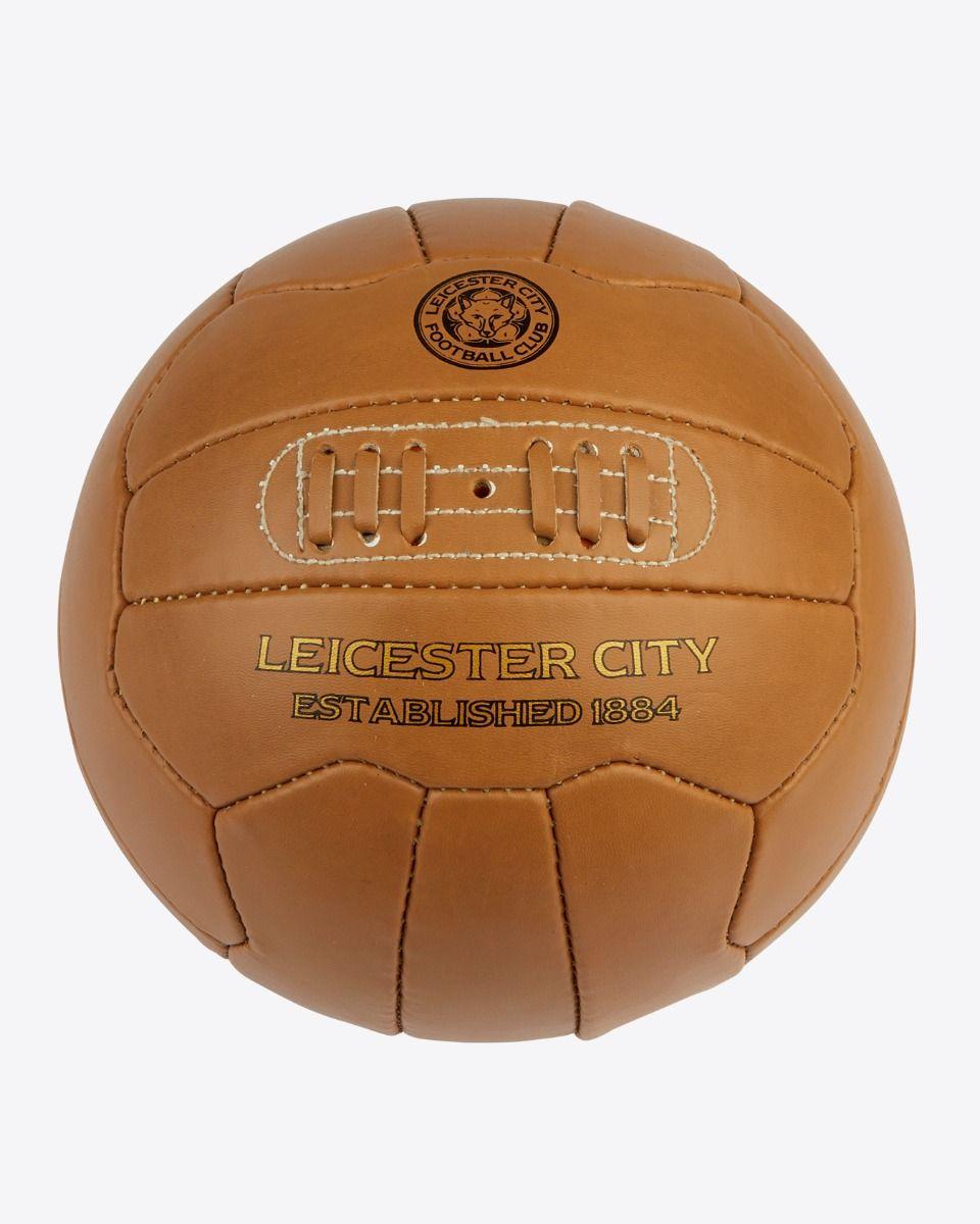 Leicester City Retro Ball