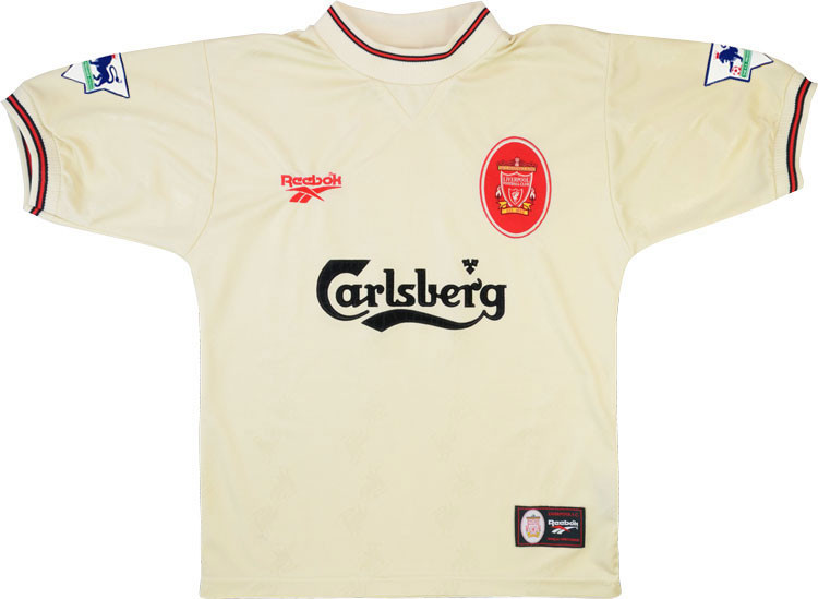 Liverpool 1996-97 Away Shirt