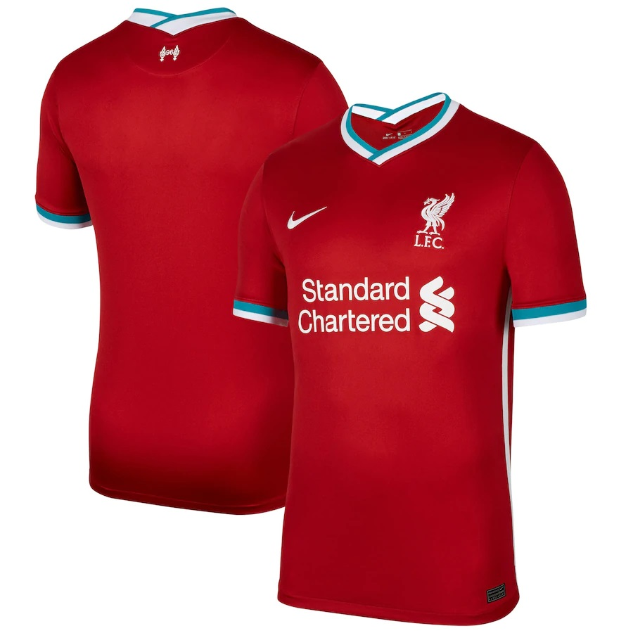 Liverpool 2020-21 Home Shirt