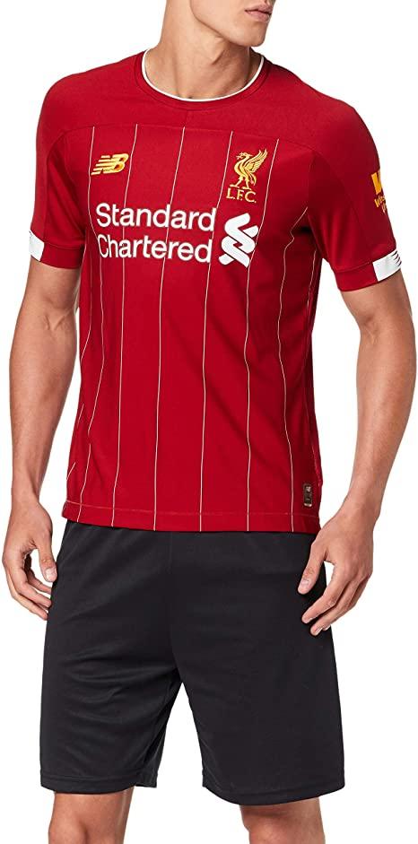 Liverpool 2019-20 Home Shirt