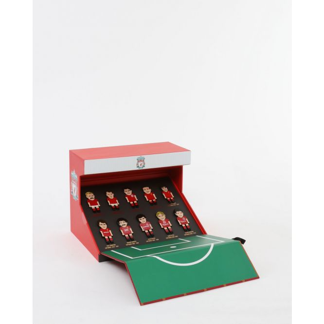 LFC Limited Edition Legends Pin Badge Set