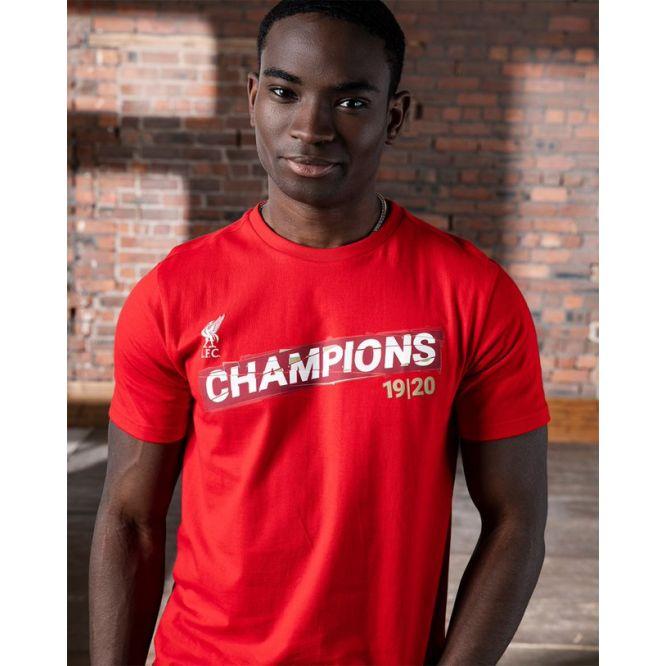 Premier League Champions Tee
