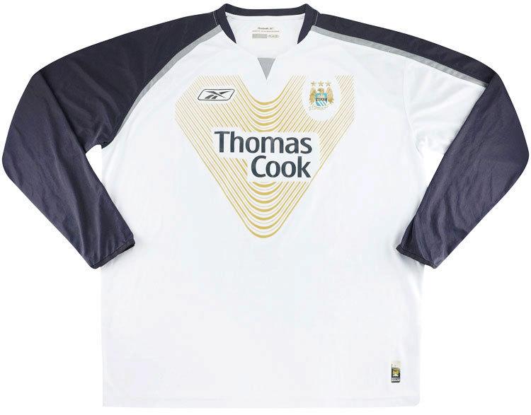 Manchester City 2005-06 Goalkeeper Shirt
