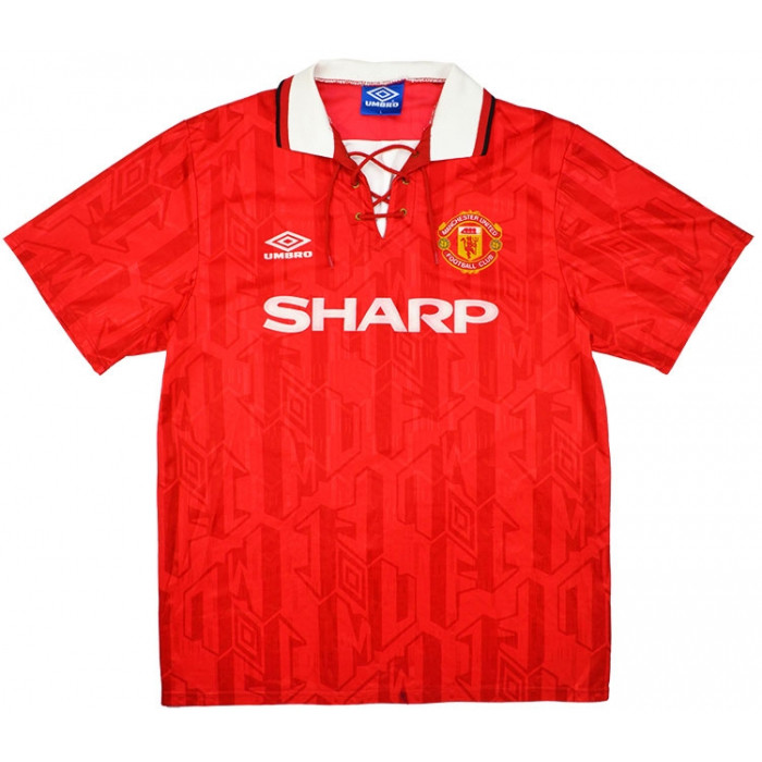 Manchester United 1992-94 Home Shirt