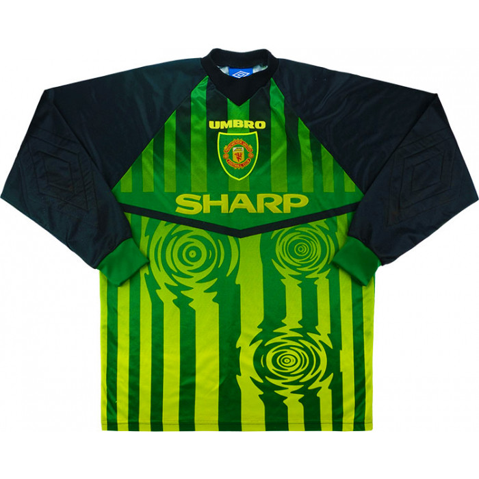 Manchester United 1997-98 Goalkeeper Shirt