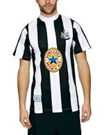 Newcastle United 1996 Home Shirt