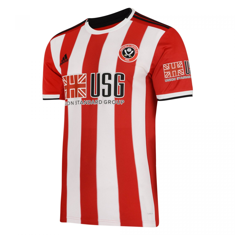 Sheffield United 2019-20 Home Shirt