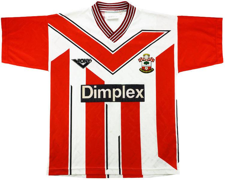 Southampton 1993-95 Home Shirt