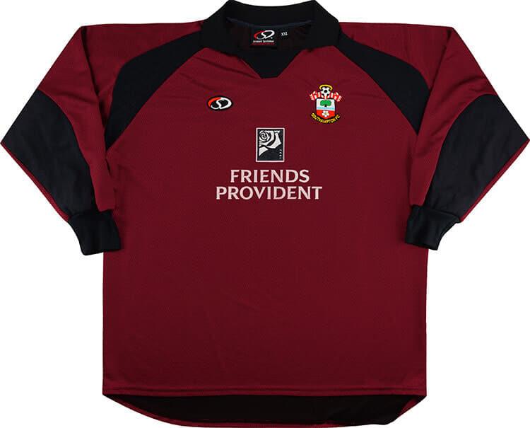Southampton 2002-03 Goalkeeper Shirt