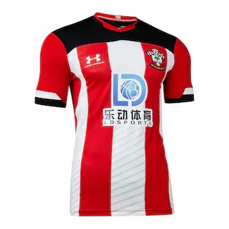 Southampton 2019-20 Home Shirt