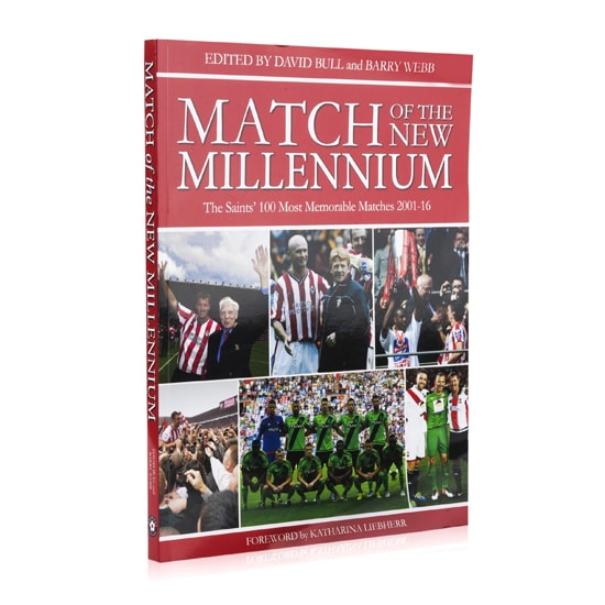 Match Of The New Millenium Book
